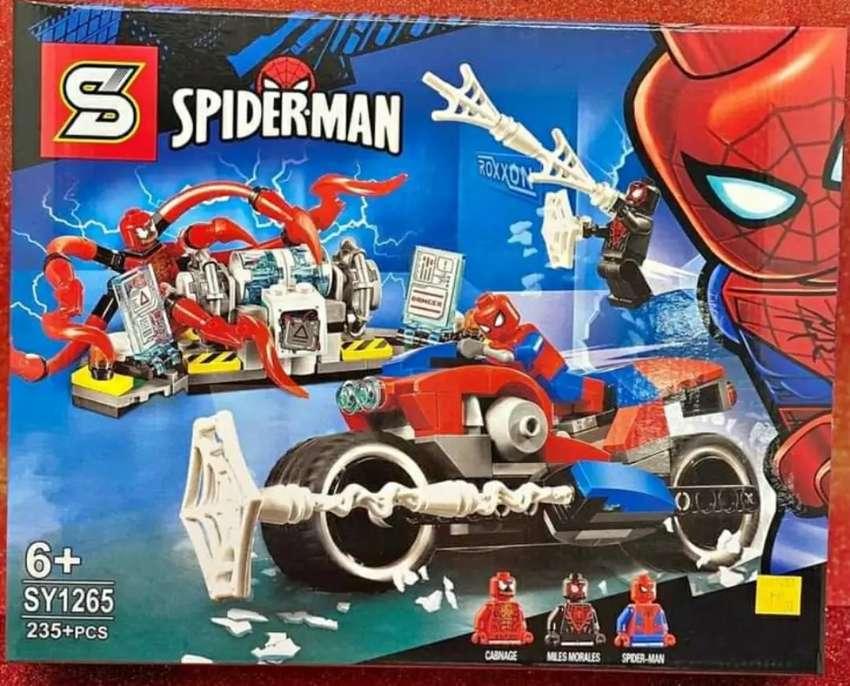 Spiderman para niños 0