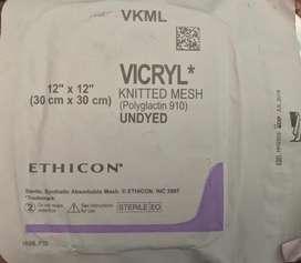 """Malla Vicryl 12"""" X 12"""" (30cmx30cm)"""