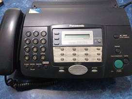 Teléfono Fax Panasonic Kx-ft908 - Usado - Excelente estado