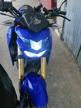 Vendo Moto 250cc