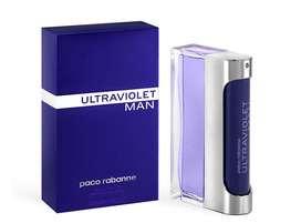 Perfume Ultraviolet de Paco Rabanne para Caballero 100ml ORIGINAL