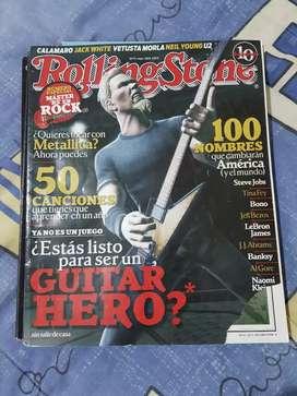 Rolling stone ( edicion española ) guitar hero