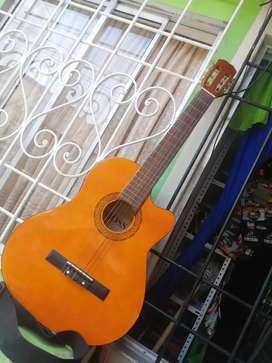 Guitarra electro-acústica boos