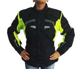 Chaqueta de Protección Kontrol Ana Maddox para Motociclistas