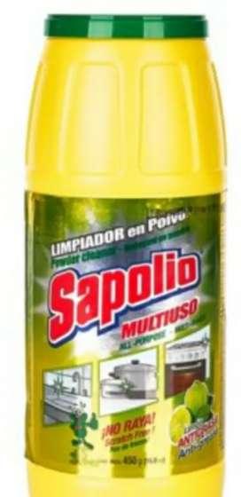 Limpiador en polvo SAPOLIO