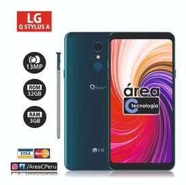 LG Q STYLUS ALPHA - 32GB ROM