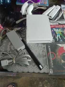 Nintendo Wii 2 Controles Juego Original