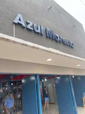 OPORTUNIDAD! Alquiler local PASEO DE COMPRAS AZUL