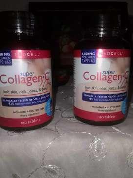 super colageno collageno + c