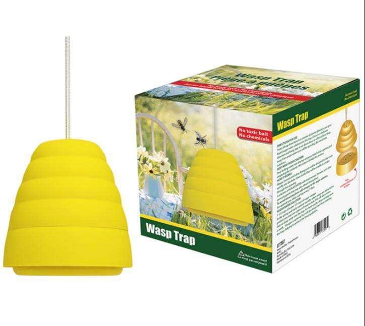 Trampa Ecologica Atrapa Avispas Insectos Plaga Mosca Mosquitos 0