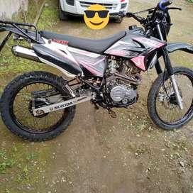 Sukida 250cc 2015