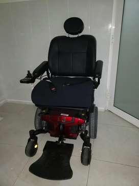 Silla de ruedas electrica motorizada