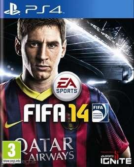 Juego en perfecto estado FIFA 14