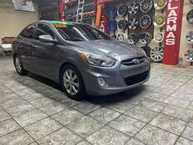 Hyundai accent 2016  impecable