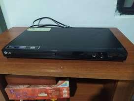 DVD LG - reproductor de cd