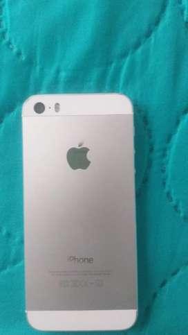 Iphone 5s 3 meses de uso