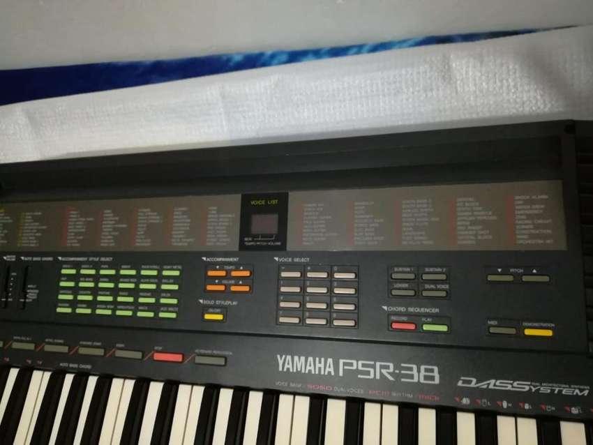 Organo Yamaha Psr - 38 Excelente Estado 0