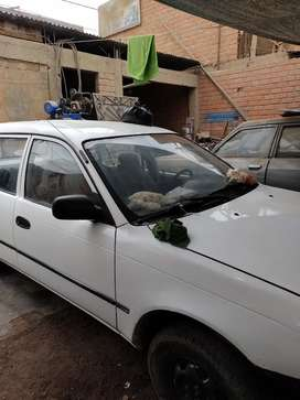 Toyota Corolla dual mecánico