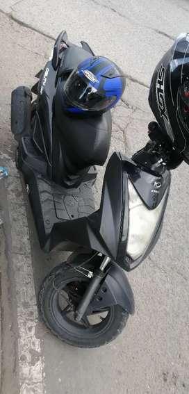 Cambio Moto cicla y pantalla de 50 pulgadas smartv por moto mas grande