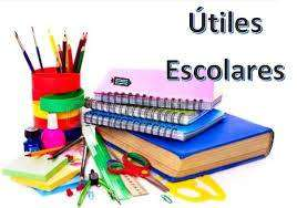 liquidacion de utiles escolares