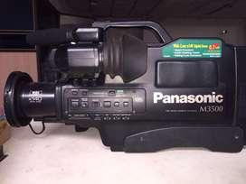 de Oportunidad Filmadora Panasonic 3500