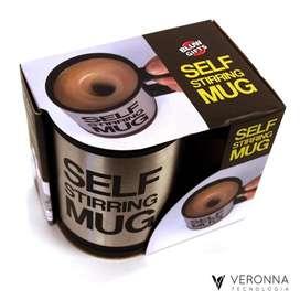 Self Stirring Mug Mezclador Bebidas
