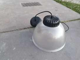 Lámpara colgante galponera NUEVA