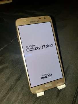 Samsung j7 neo nuevo libre