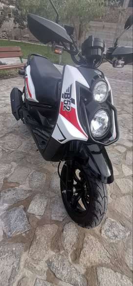 Moto Scooter 150cc - Bulos Motor