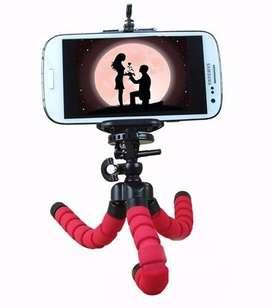 Soporte Tripode Celular Camara Flexible Con Soporte Selfie
