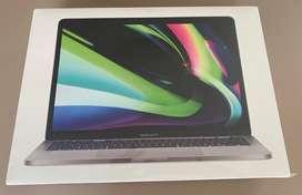 "MacBook Pro 13"" Nuevo Chip M1 8GB RAM 256GB SSD"
