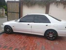 Honda Civic, 11recién pintado, enllantado, papeles al día.