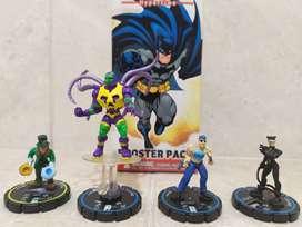 """Figuras HorrorClix """"diversión perversa""""/DC Comics HeroClix"""