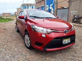TOYOTA YARIZ VERCION FULL AÑO 2016