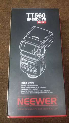 Flash Universal TT560 Speedlite