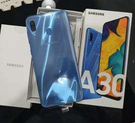 Vendo o cambió Samsung Galaxy A30 de 64 gb y 4 de ram