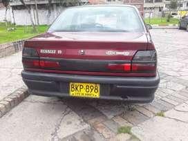 Renault 19 en venta Bogotá