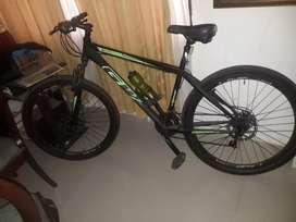 Vendo bicicleta  en buena estado