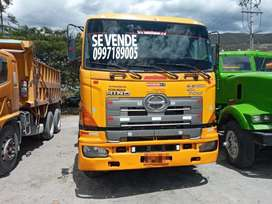 Volqueta Hino fs 700