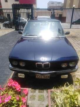 Vendo bmw 528e