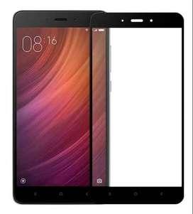 Vidrio templado para Xiaomi Note 4 + Obsequio