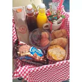 Detalles y desayunos sorpresas