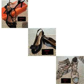 Vendo zapatos juntos o por separado