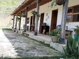 Finca Casa Lote San Rafael sector Los Centros