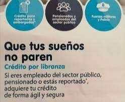 COMERCIAL CRÉDITOS POR LIBRANZA