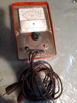Vendo Voltimetro Amperimetro