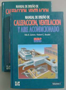Manual  de diseño de calefacción, ventilación y aire acondicionado