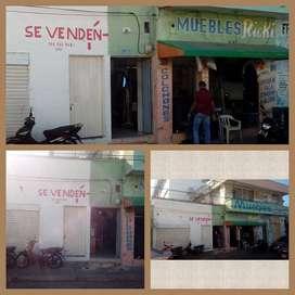 Venta de Local y Infraestructura Centro Calle 18 entre  Kr 9 y 8