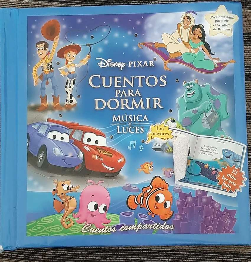 Libro de cuentos de Disney 0