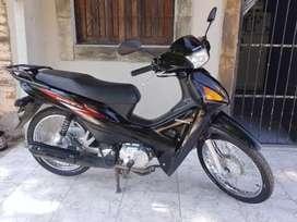 Honda Wave como nueva